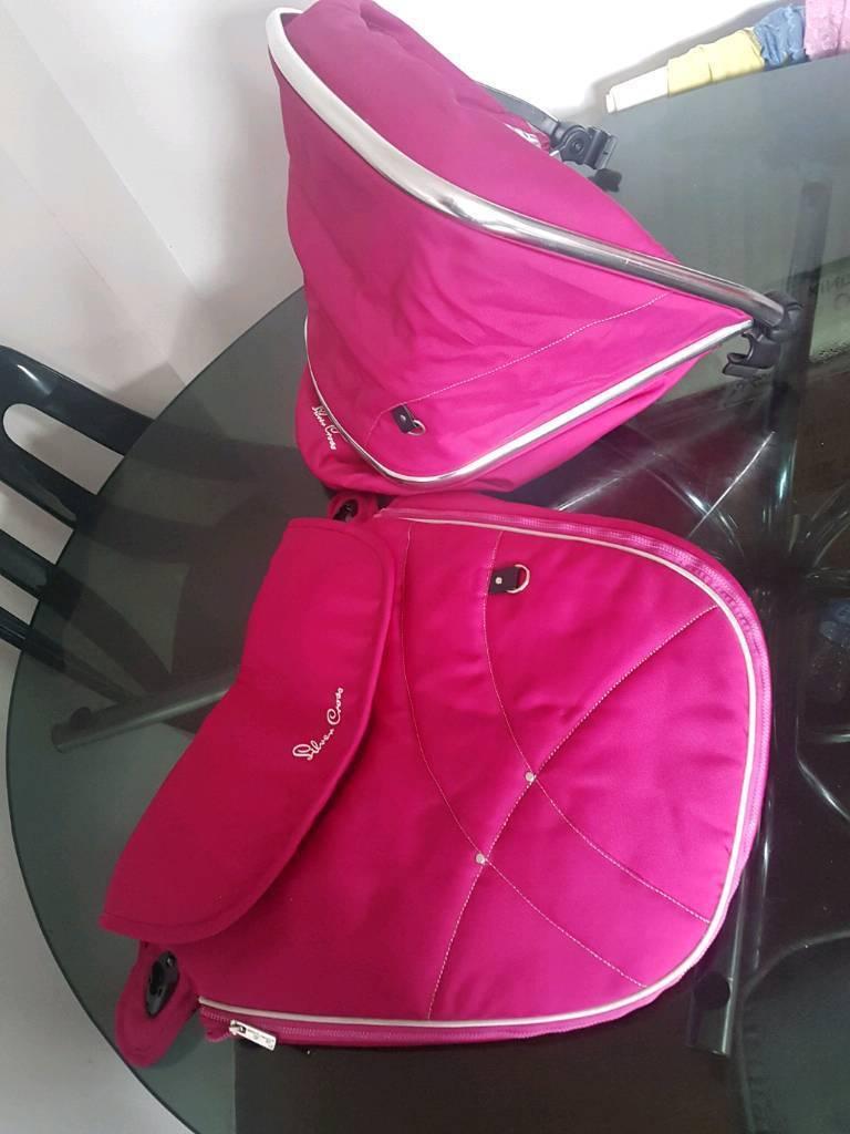 Colour pack for silvercross wayfarer/pioneer