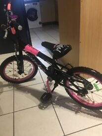 "Girls BMX 16"" Bike"