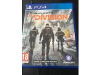 Selling the division for PS4 £10