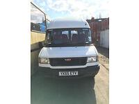 << LDV Convoy 2006 Minibus Van Coach FOR SALE 2400cc 2.4 Diesel 15 16 17 seater >>