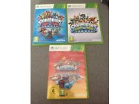 Xbox 360 Skylanders swap, Trap and supercharge bundle