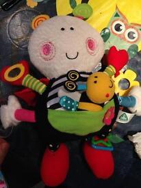 ELC Sensory Ladybird Baby Toy