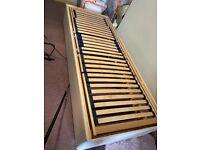 Dewert Duomat adjustable electric bed