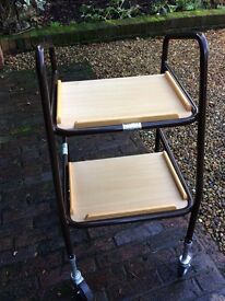 Zimmer Frame with table & tray