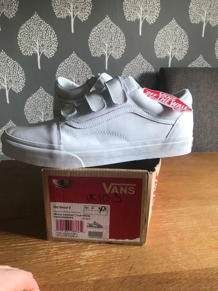 100% top quality shop for luxury 2020 Vans Old Skool Mens UK Size 10.5 | in Wigan, Manchester | Gumtree