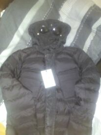 CP Company Jacket (M) BLACK