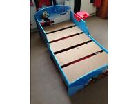 Thomas tank bed and storage
