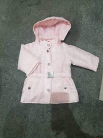 Dior baby coat
