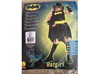 Girls Bat Girl Costume