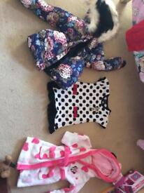 Clothes for 2-3 old girl