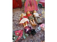 Generation dolls & accessories