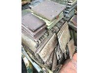 Redland 02 Brown roof tiles
