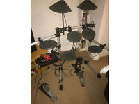 For Sale, Yamaha DTEXPLORER electronic drum Kit , multiple settings very realistic sounds