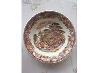 11 Vintage Royal Tudor Olde England dessert bowls