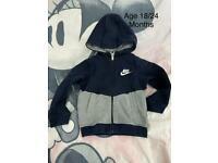 Baby Nike hoodie