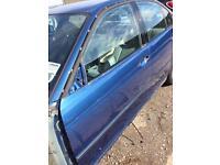 BMW E46 MSPORT SALOON DOOR