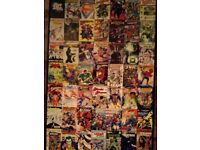 Comic Book Heroes Picture