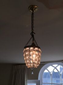 Crystal 15 light chandelier (Homebase) brand new   in Winchester ...