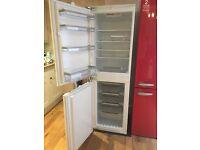 Bosch 50/50 integrated fridge freezer 18 months old