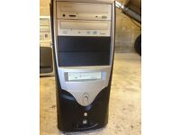 PC TOWERS FOR SPARES OR REPAIRS