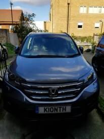 Honda crv ex diesel auto 2013 63 plate