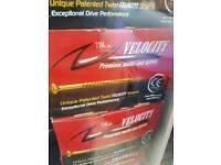 Timco velocity screws 7mm x 50mm
