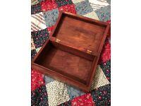Wooden Jewellary box