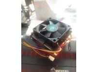 AMD AM3 Stock CPU cooler. Unused. FX 8350