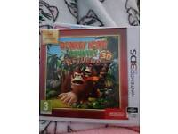 Donkey kong country freeze 3DS