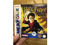 Gameboy Color Harry Potter and the Chamber id Secrets