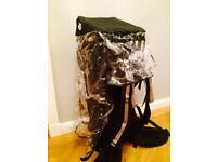 Bushbaby backpack child carrier