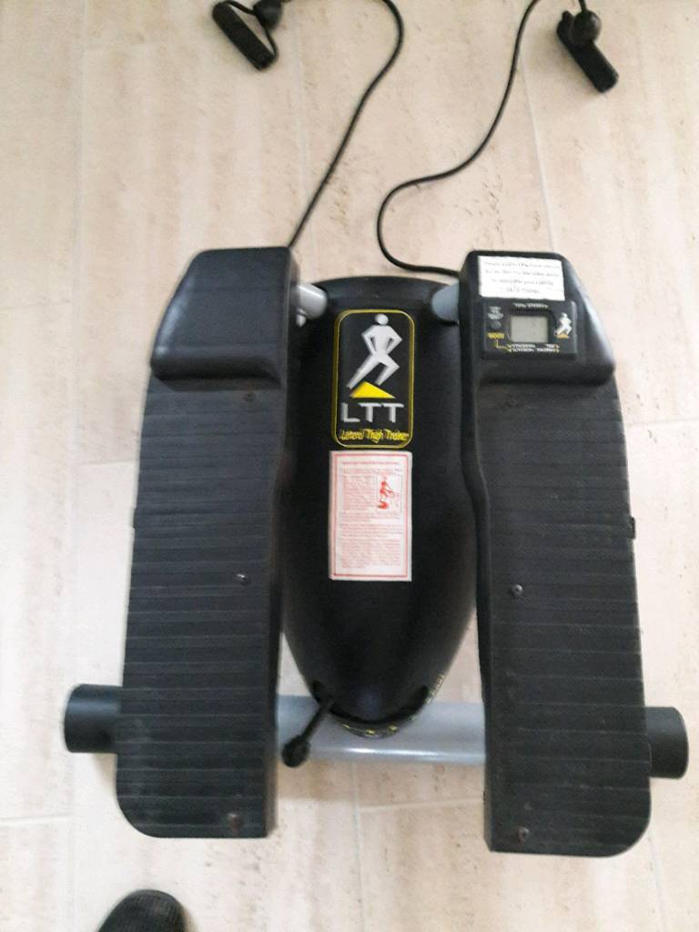 Step exerciser