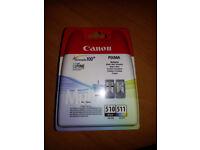 Canon Pixma PG-510 / CL-511 Printer Ink Multipack