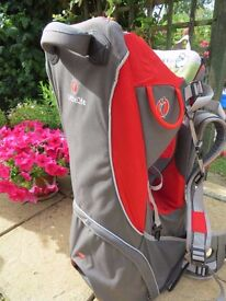LittleLife CrossCountry S2 Child Carrier, great condition, great price, £50