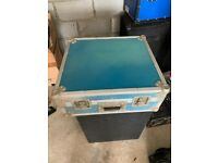 Large Hard Aluminium Flight Case Universal DJ Equipment Lighting Secure Box
