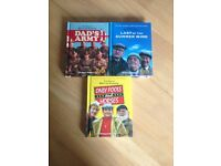 3 Books - The Best of British Comedy