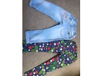 Toddler trousers- girl 3 YO