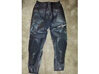 Alpinestars Track Pants Leathers