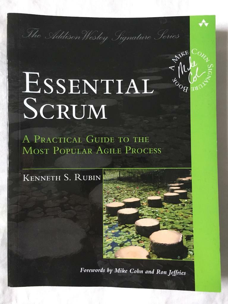 essential scrum rubin kenneth s