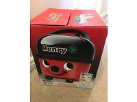 Henry vacuum like new