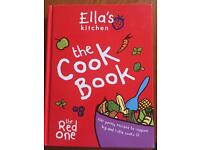 Ella's kitchen cook book the red one
