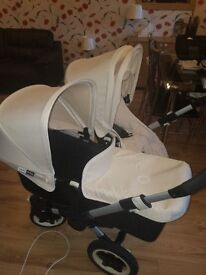 Bugaboo donkey, excellent condition