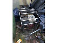 hydraulic petrol cutter