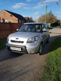 Kia Soul for sale. Service and MOT April 2018, new pads and discs, CD/Radio/USB/Air Conditioning