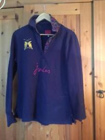Joules polo shirt / hoodie