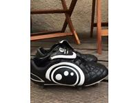 Optimum rugby boots uk 6 with Nike bag