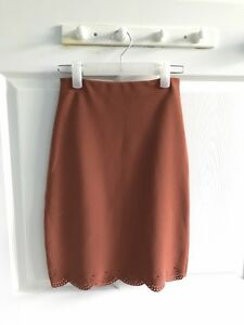 LOFT one size bulb skirt, NEVER WORN