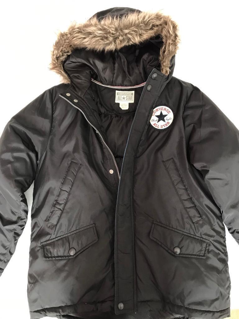 Boys Converse Parker style coat