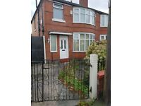 *PART FURNISHED* 4 BEDROOM PROPERTY LOCATED ON BRENTBRIDGE ROAD, FALLOWFIELD, M14 6AT