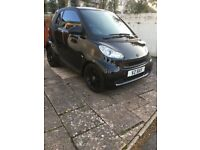 Smart car 2012 passion mhd 49000mls